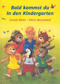 Bald kommst du in den Kindergarten