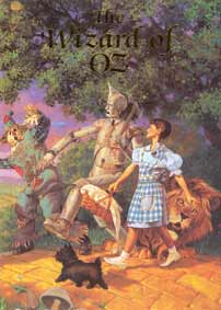 The wizard of Oz / by L. Frank Baum;