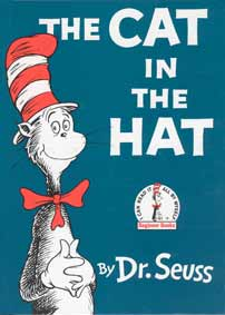 The cat in the hat / by Dr. Seuss